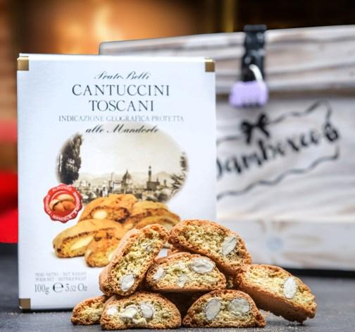 Cantuccini Almond Cookies 25%