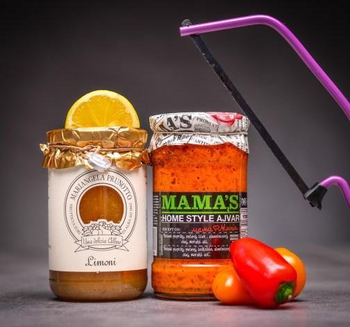 Mama's Ajvar jemny a Marmellata di limoni.jpg